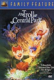 Troll in Central Park Stanleys Magic Garden## A Troll in Central Park