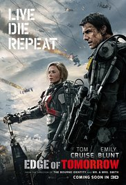 Edge of Tomorrow Live Die Repeat## Edge of Tomorrow