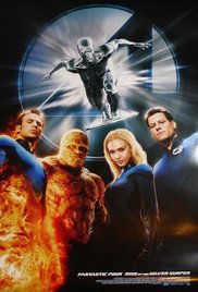 Fantastic Four Rise of the Silver Surfer## Fantastic Four: Rise of the Silver Surfer