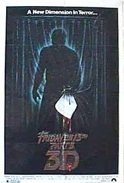 Friday the 13th 3 Friday the 13th Part 3## Friday the 13th Part III
