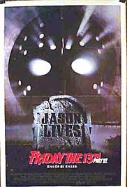 Friday the 13th 6 Friday the 13th Part VI Jason Lives## Friday the 13th Part VI: Jason Lives