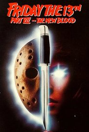 Friday the 13th 7 Friday the 13th Part VII The New Blood## Friday the 13th Part VII: The New Blood
