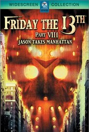 Friday the 13th 8 Friday the 13th Part VIII Jason Takes Manhattan## Friday the 13th Part VIII: Jason Takes Manhattan