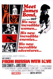 From Russia with Love James Bond## From Russia with Love