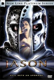 Jason X Friday the 13th 10## Jason X