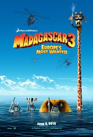 Madagascar 3 Europes Most Wanted## Madagascar 3: Europe's Most Wanted