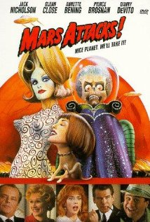 Mars Attacks## Mars Attacks!