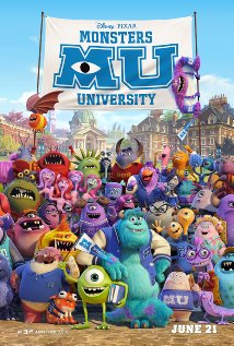 Monsters University Monsters Inc.## Monsters University