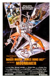 Moonraker James Bond## Moonraker