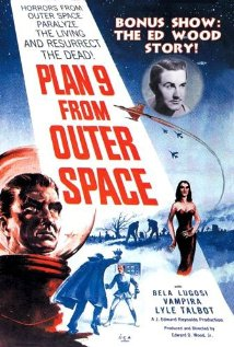 Plan 9 from Outer Space Grave Robbers from Outer Space## Plan 9 from Outer Space