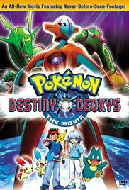 Pokemon: Destiny Deoxys## Pokémon: Destiny Deoxys