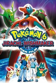 Pokemon: Jirachi Wish Maker## Pokémon: Jirachi Wish Maker