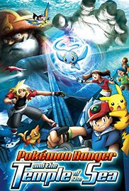 Pokemon Ranger and the Temple of the Sea## Pokémon Ranger and the Temple of the Sea