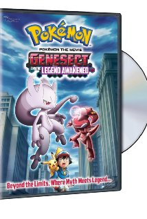 Pokemon the Movie Genesect and the Legend Awakened Pocket Monsters Best Wishes! The Movie ExtremeSpeed Genesect Mewtwo Awakens## Pokémon the Movie: Genesect and the Legend Awakened