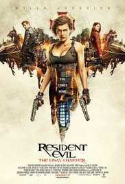 Resident Evil The Final Chapter## Resident Evil: The Final Chapter