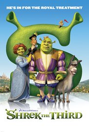 Shrek 3## Shrek the Third