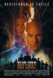Star Trek First Contact## Star Trek: First Contact
