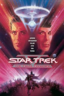 Star Trek V The Final Frontier## Star Trek V: The Final Frontier