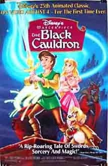 Black Cauldron Taran and the Magic Cauldron## The Black Cauldron