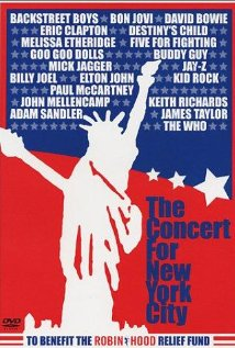 Concert for New York City, The
