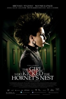 The Girl Who Kicked the Hornets Nest## The Girl Who Kicked the Hornets