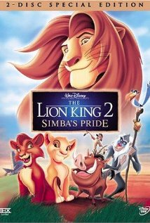 Lion King 2: Simbas Pride Lion King 2 Simbas Pride## The Lion King II: Simba's Pride