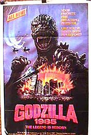Return of Godzilla Gojira## The Return of Godzilla
