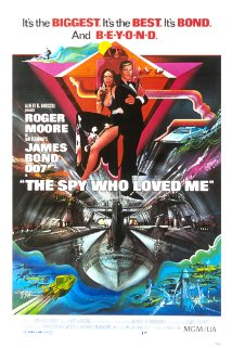 Spy Who Loved Me James Bond## The Spy Who Loved Me