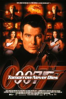 Tomorrow Never Dies James Bond## Tomorrow Never Dies