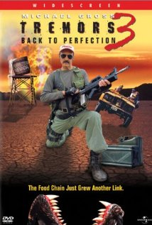 Tremors 3 Back to Perfection## Tremors 3: Back to Perfection