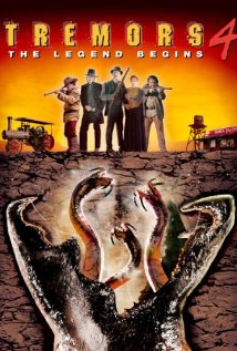 Tremors 4 The Legend Begins## Tremors 4: The Legend Begins