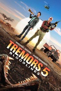 Tremors 5 Bloodlines## Tremors 5: Bloodlines