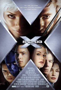 X2 XMen United XMen 2 X-Men 2## X2