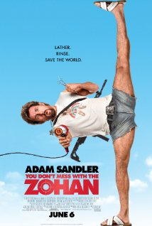 You Dont Mess with the Zohan## You Don't Mess with the Zohan