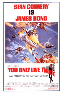 You Only Live Twice James Bond## You Only Live Twice