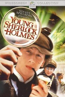 Young Sherlock and the Pyramid of Fear## Young Sherlock Holmes