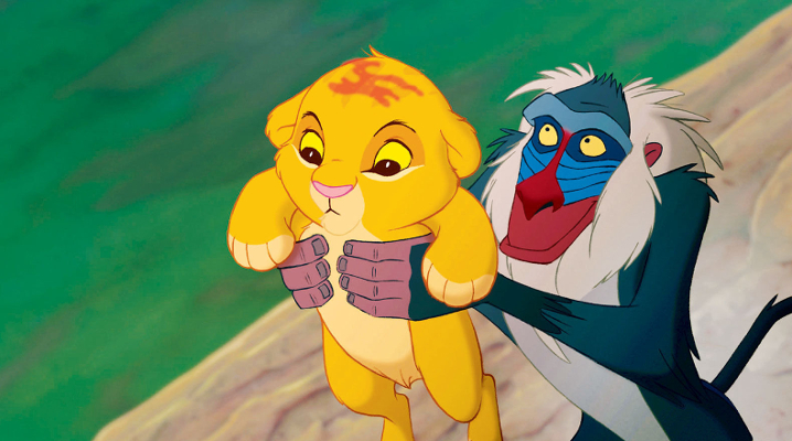 Watch The Lion King 2: Simba's Pride (1998) full movie