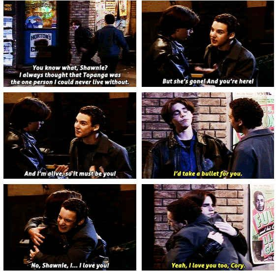 you can view all sorts of memes from boy meets world on