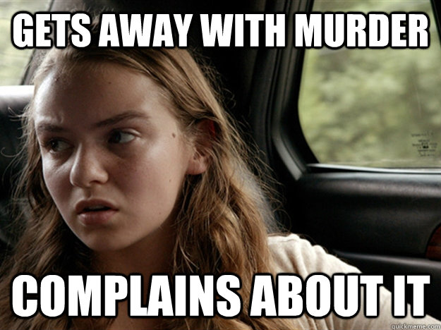 homeland___gets_away_with_murder_complains homeland meme gets away with murder complains on bingememe