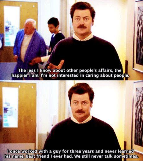 You Can View All Sorts Of Memes From Parks And Recreation