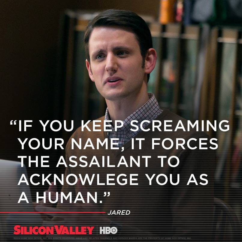 Silicon Valley Meme Forces The Assailant On Bingememe