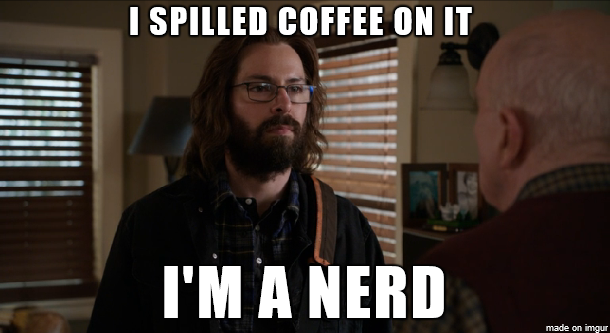 Silicon Valley Meme Spilled Coffee On It On Bingememe