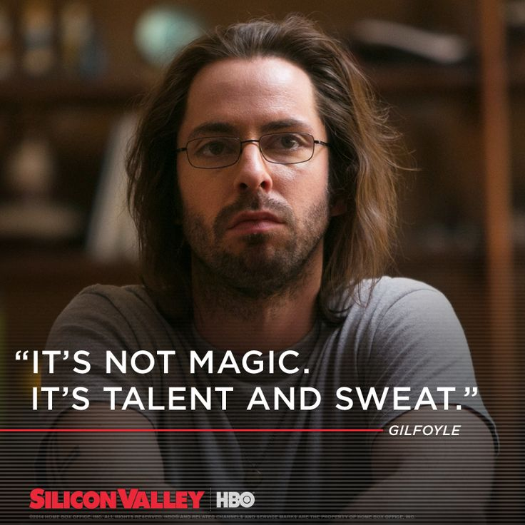 Silicon Valley Meme Talent And Sweat On Bingememe