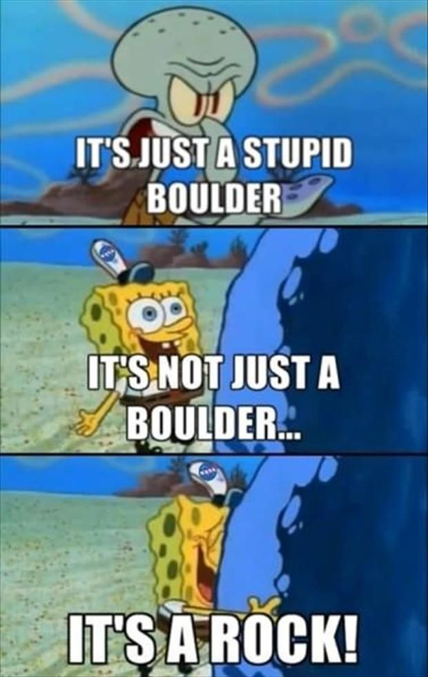 You can view all sorts of memes from SpongeBob SquarePants ...
