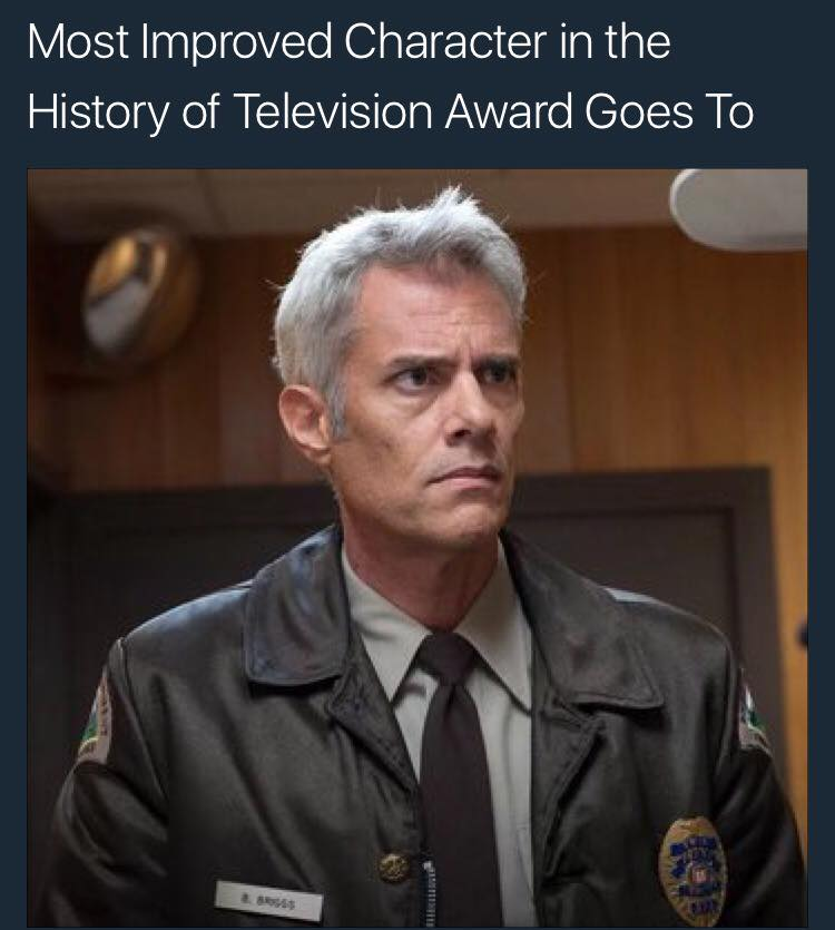 twin peaks___most_improved_character twin peaks meme most improved character on bingememe